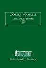 Analele Banatului Arheologie-Istorie XVII 2009